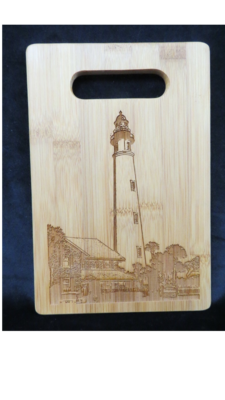 Ponce Inlet Lighthouse Cutting Board