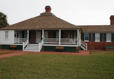 Florida Lighthouse Association Grant Funds Principal Keeper Dwelling Roof Restoration