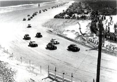 Discover Ponce Inlet's Role in Auto Racing History