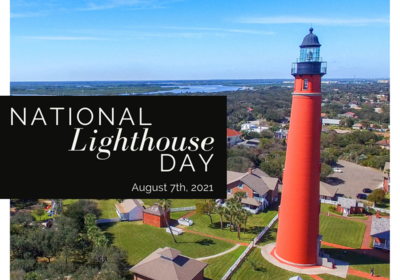 Experience National Lighthouse Day in Ponce Inlet
